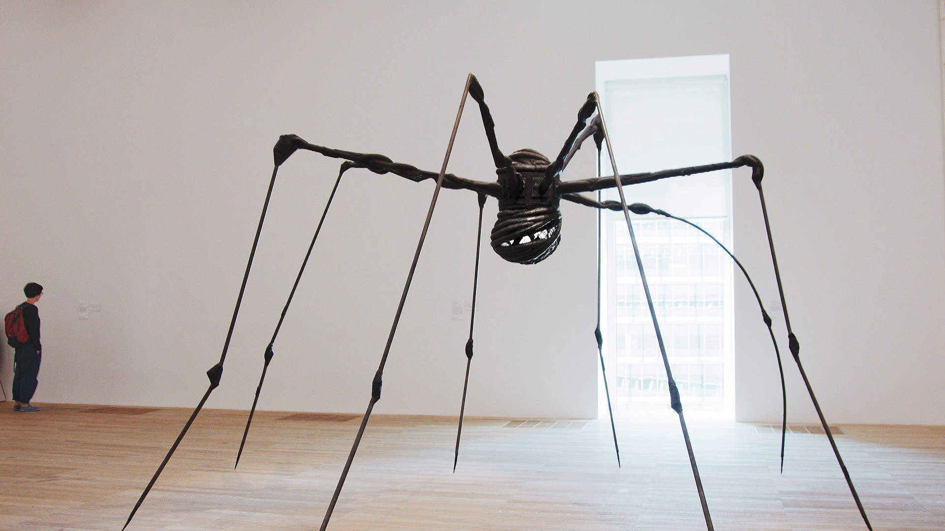 HENI Talks - Louise Bourgeois: 'A prisoner of my memories'
